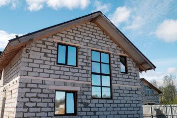 Материал дома керамзитобетон шлифовка бетона красноярск