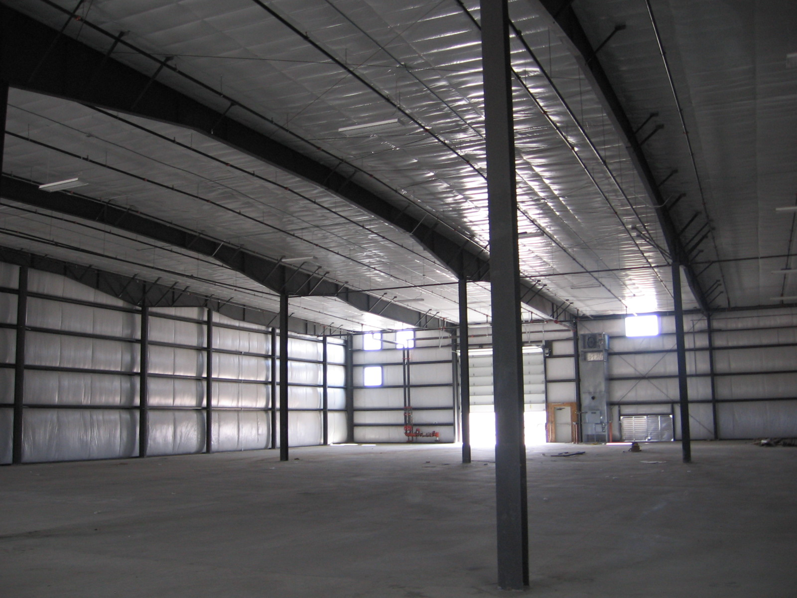 Metal Building Insulation Options