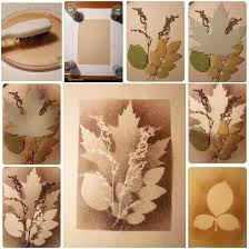 3. USE LEAVES FOR ART