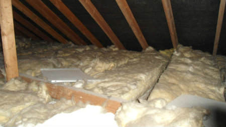 Cold Roof Insulation