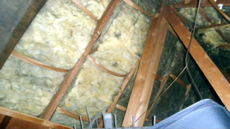 Warm Roof Insulation
