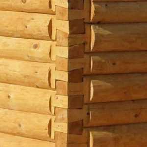 Отделка наружных углов деревянного дома