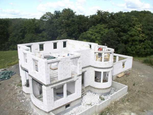 Кладка пеноблока своими руками на цементный раствор видео кирпич из бетона купить в белгороде