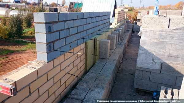 Расчет толщины стены дома из керамзитобетона бетон сыктывкар отзывы